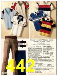 1981 Sears Spring Summer Catalog, Page 442