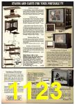 1975 Sears Fall Winter Catalog, Page 1123