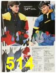 1988 Sears Fall Winter Catalog, Page 514