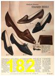 1963 Sears Fall Winter Catalog, Page 182