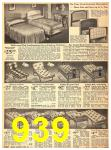 1940 Sears Fall Winter Catalog, Page 939
