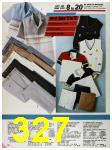 1986 Sears Spring Summer Catalog, Page 327