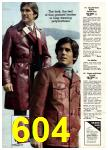 1976 Sears Fall Winter Catalog, Page 604