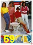 1986 Sears Spring Summer Catalog, Page 69