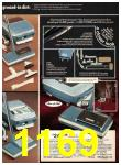 1977 Sears Fall Winter Catalog, Page 1169