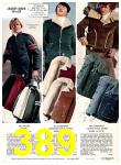 1974 Sears Fall Winter Catalog, Page 389