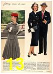1958 Sears Spring Summer Catalog, Page 13