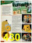 1985 Sears Christmas Book, Page 430