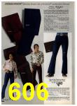 1972 Sears Fall Winter Catalog, Page 606