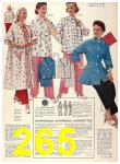 1956 Sears Fall Winter Catalog, Page 265