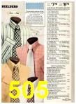 1974 Sears Spring Summer Catalog, Page 505