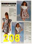 1992 Sears Summer Catalog, Page 208