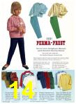 1965 Sears Fall Winter Catalog, Page 14