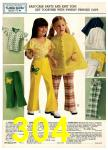 1974 Sears Spring Summer Catalog, Page 304