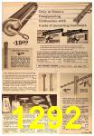1963 Sears Fall Winter Catalog, Page 1292