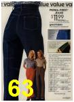 1979 Sears Spring Summer Catalog, Page 63