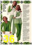 1974 Sears Spring Summer Catalog, Page 36