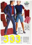 1972 Sears Spring Summer Catalog, Page 333