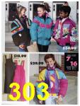 1991 Sears Fall Winter Catalog, Page 303