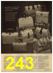 1965 Sears Spring Summer Catalog, Page 243