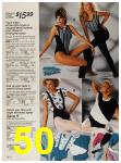 1987 Sears Spring Summer Catalog, Page 50