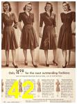 1942 Sears Spring Summer Catalog, Page 42
