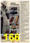 1979 Sears Fall Winter Catalog, Page 166