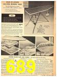 1949 Sears Spring Summer Catalog, Page 689