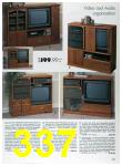 1989 Sears Home Annual Catalog, Page 337