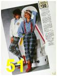 1985 Sears Fall Winter Catalog, Page 51