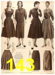 1956 Sears Fall Winter Catalog, Page 143