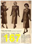 1949 Sears Spring Summer Catalog, Page 167