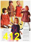 1967 Sears Fall Winter Catalog, Page 412