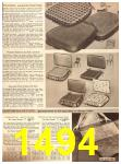 1960 Sears Fall Winter Catalog, Page 1494
