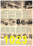 1949 Sears Spring Summer Catalog, Page 1023