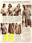 1940 Sears Fall Winter Catalog, Page 42