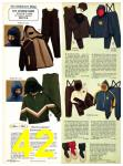 1971 Sears Fall Winter Catalog, Page 42