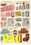 1958 Sears Spring Summer Catalog, Page 980
