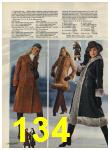 1972 Sears Fall Winter Catalog, Page 134