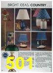 1989 Sears Home Annual Catalog, Page 501