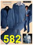 1978 Sears Fall Winter Catalog, Page 582