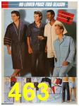 1986 Sears Spring Summer Catalog, Page 463