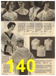1960 Sears Spring Summer Catalog, Page 140