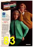 1966 Montgomery Ward Fall Winter Catalog, Page 83