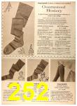 1956 Sears Fall Winter Catalog, Page 252