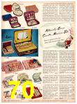 1947 Sears Christmas Book, Page 70