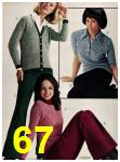 1973 Sears Fall Winter Catalog, Page 67