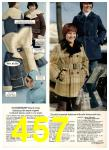 1976 Sears Fall Winter Catalog, Page 457
