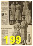 1959 Sears Spring Summer Catalog, Page 199