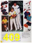 1986 Sears Spring Summer Catalog, Page 409